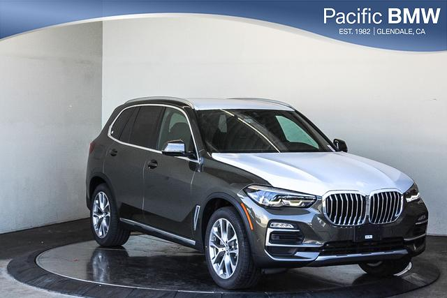 New 2020 Bmw X5 Sdrive40i Sports Activity Vehicle Sport Utility In Glendale 216738 Pacific Bmw