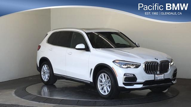 Pre-Owned 2019 BMW X5 xDrive40i Sports Activity Vehicle AWD