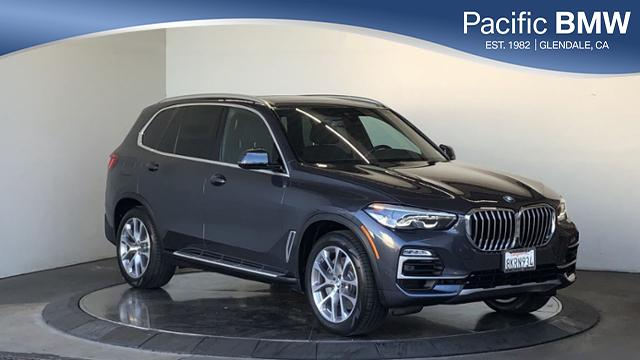 BMW Pre Owned >> Pre Owned 2019 Bmw X5 Xdrive50i Sports Activity Vehicle Awd