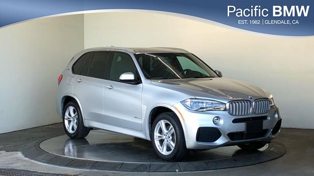 Pre-Owned 2018 BMW X5 xDrive40e iPerformance Sports Activ AWD