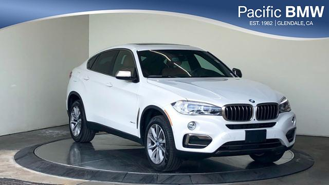 Pre-Owned 2019 BMW X6 xDrive35i Sports Activity Coupe AWD