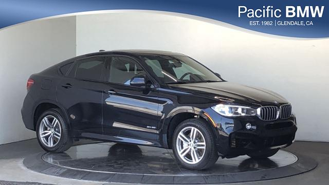 Pre-Owned 2019 BMW X6 xDrive50i Sports Activity Coupe