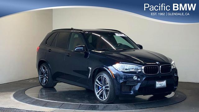 Certified Pre Owned 2016 Bmw X5 M Awd 4dr