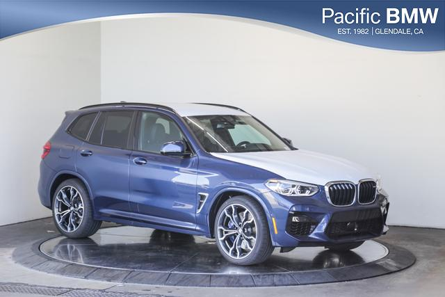 Pre-Owned 2020 BMW X3 M Sports Activity Vehicle AWD
