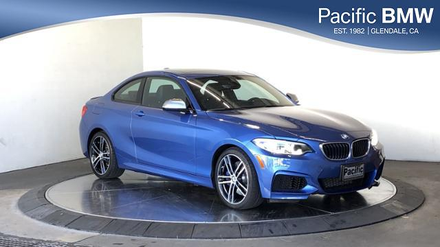 Pre-Owned 2018 BMW 2 Series M240i xDrive Coupe