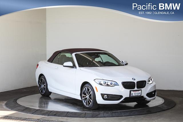 Pre-Owned 2020 BMW 2 Series 230i Convertible