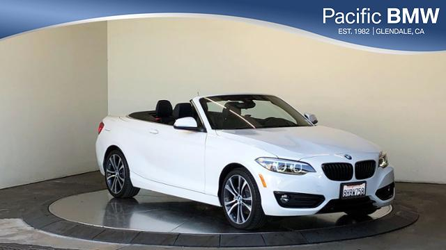 Pre-Owned 2019 BMW 2 Series 230i Convertible
