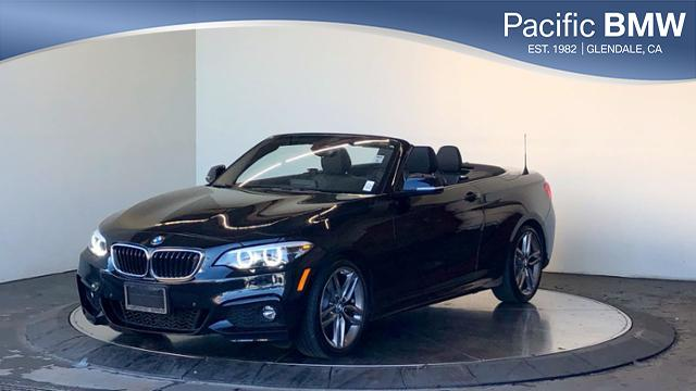 Pre-Owned 2018 BMW 2 Series 230i Convertible With Navigation
