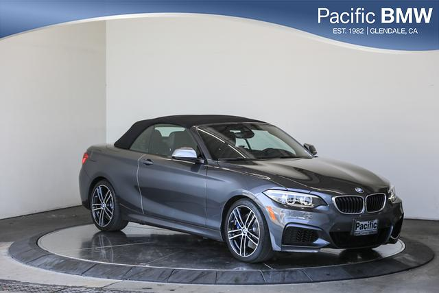 Pre-Owned 2019 BMW 2 Series M240i Convertible