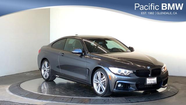 Bmw Certified Pre Owned >> Certified Pre Owned 2016 Bmw 4 Series 2dr Cpe 435i Rwd Rwd 2dr Car