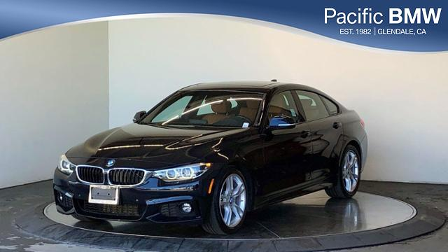Pre-Owned 2019 BMW 4 Series 430i Gran Coupe RWD 4dr Car