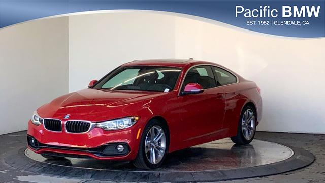 Pre-Owned 2019 BMW 4 Series 440i Coupe RWD 2dr Car