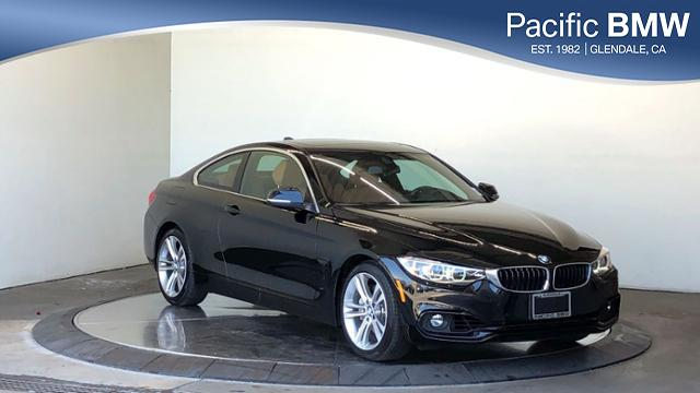 Pre-Owned 2019 BMW 4 Series 440i Coupe