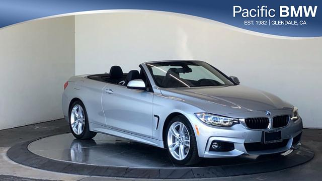 Pre-Owned 2019 BMW 4 Series 440i Convertible