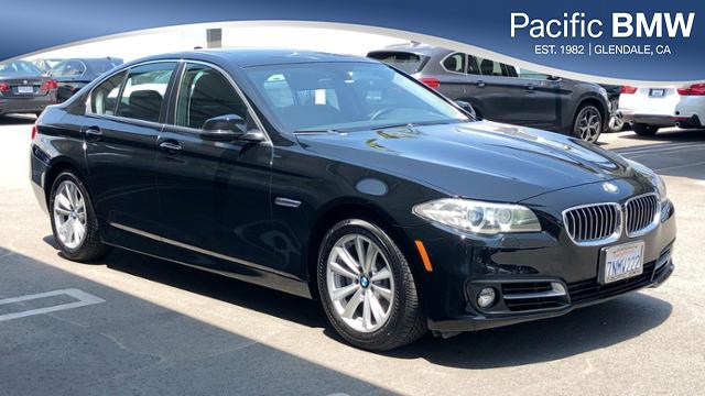 Bmw Pre Owned >> Certified Pre Owned 2016 Bmw 5 Series 4dr Sdn 528i Rwd 4dr Car In