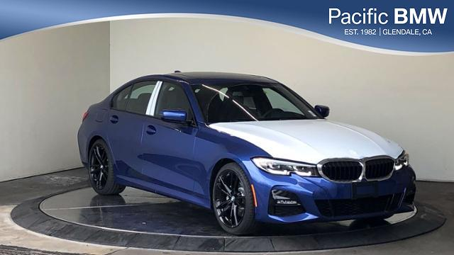 New 2019 Bmw 3 Series 330i Sedan 4dr Car In Glendale 213025