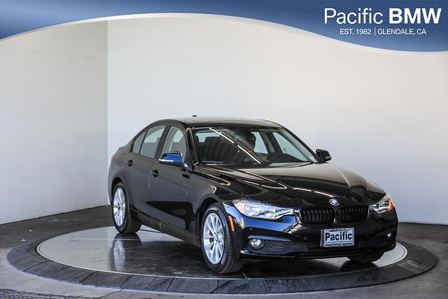 Certified Pre-Owned 2017 BMW 3 Series 320i Sedan