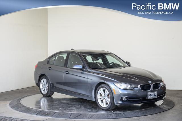 Pre-Owned 2016 BMW 3 Series 4dr Sdn 328i RWD SULEV