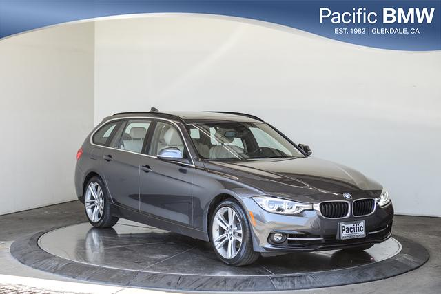 Pre-Owned 2016 BMW 3 Series 4dr Sports Wgn 328i xDrive AWD