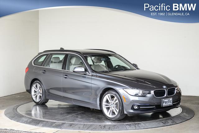Certified Pre-Owned 2017 BMW 3 Series 328d xDrive Sports Wagon