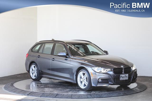 Certified Pre-Owned 2017 BMW 3 Series 330i xDrive Sports Wagon