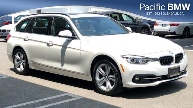 Pre Owned 2018 Bmw 3 Series 330i Xdrive Sports Wagon With Navigation Awd