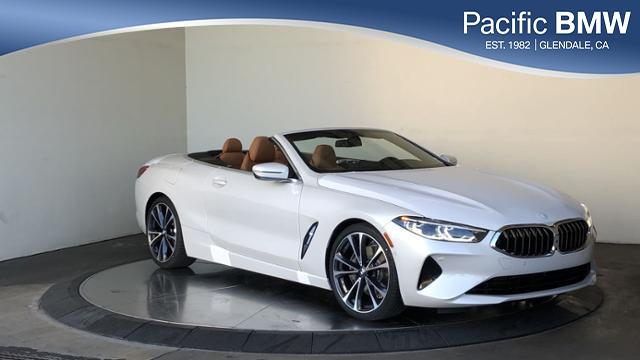 New 2020 Bmw 8 Series 840i Convertible With Navigation