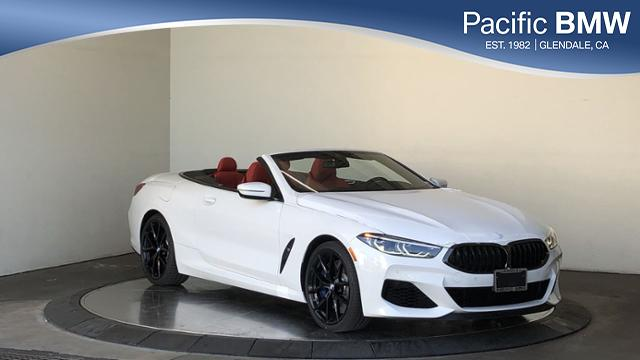 Pre-Owned 2019 BMW 8 Series M850i xDrive Convertible AWD
