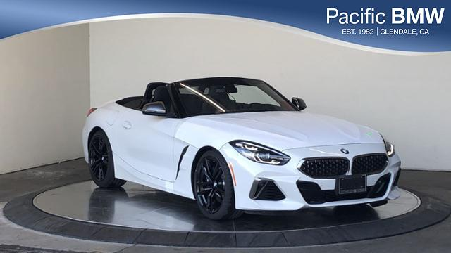 New 2020 Bmw Z4 M40i Roadster Convertible In Glendale 213458