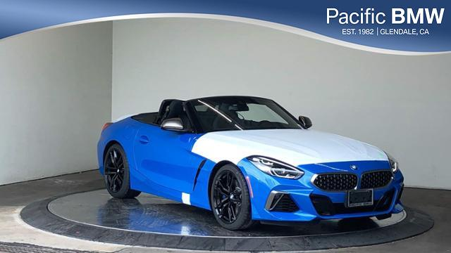 New 2020 BMW Z4 M40i Roadster