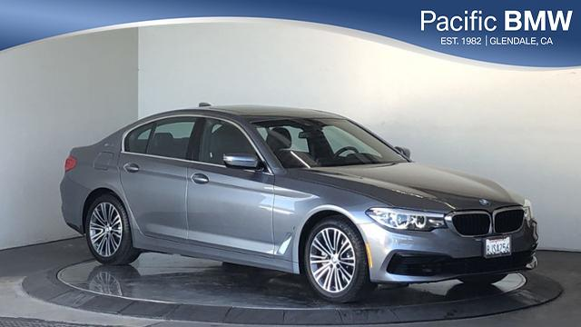 Pre-Owned 2019 BMW 5 Series 530e iPerformance Plug-In Hybrid RWD 4dr Car