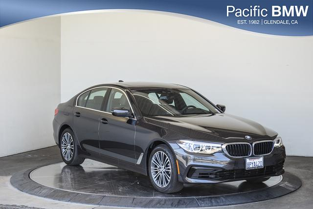 Pre-Owned 2020 BMW 5 Series 530i Sedan RWD 4dr Car