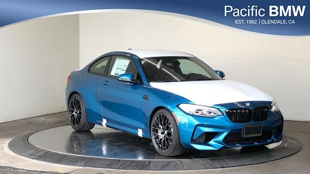 New 2020 Bmw M2 Competition Coupe 2dr Car In Glendale 213428