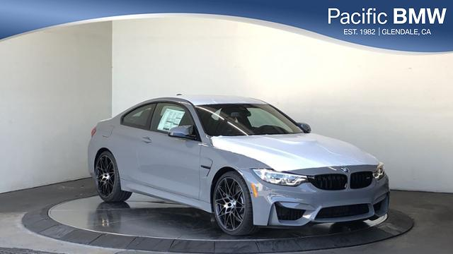 New 2020 Bmw M4 Coupe 2dr Car In Glendale 214208 Pacific Bmw