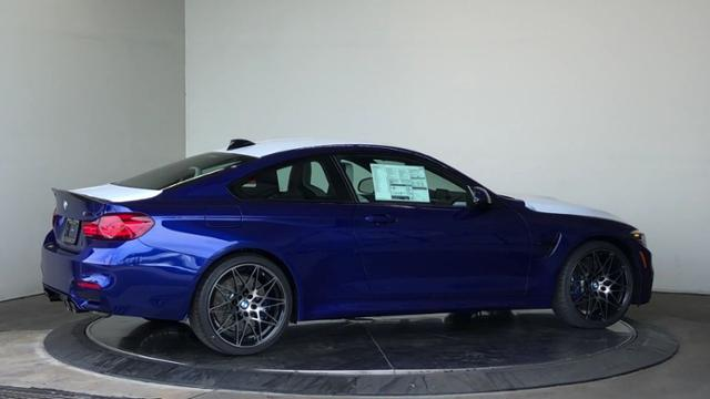 New 2020 Bmw M4 Coupe 2dr Car In Glendale 213436 Pacific Bmw