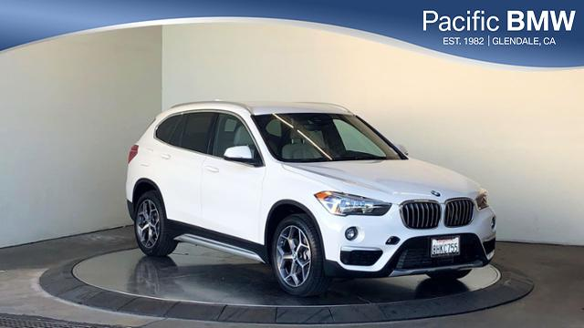Pre-Owned 2019 BMW X1 sDrive28i Sports Activity Vehicle FWD Sport Utility