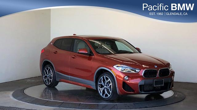 Pre-Owned 2018 BMW X2 sDrive28i Sports Activity Vehicle
