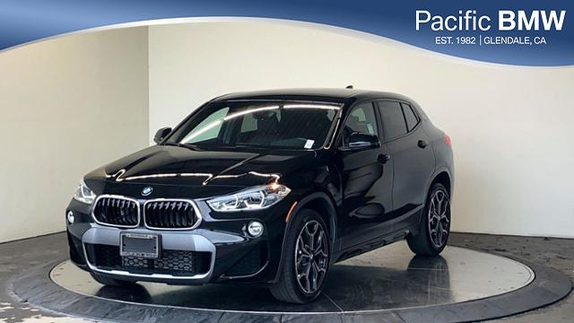 Pre-Owned 2018 BMW X2 sDrive28i Sports Activity Vehicle FWD Sport Utility
