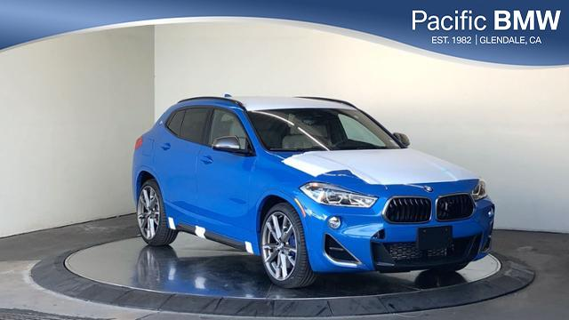 New 2019 Bmw X2 M35i Sports Activity Vehicle Awd