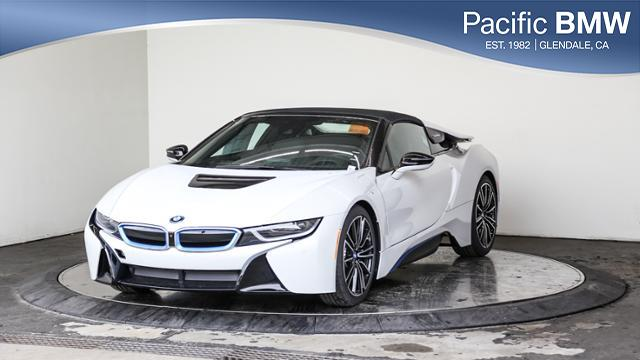 Pre Owned 2019 Bmw I8 Roadster Awd