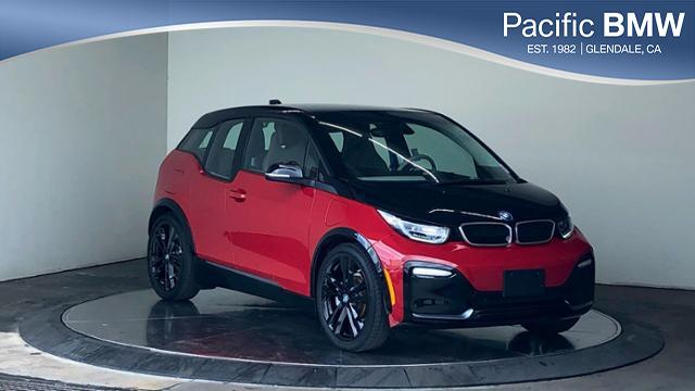 Pre-Owned 2018 BMW i3 s 94 Ah w/Range Extender RWD 4dr Car