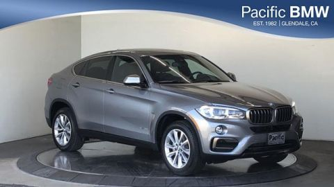 Pre-Owned 2019 BMW X6 sDrive35i Sports Activity Coupe