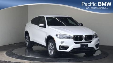 New 2019 Bmw X6 Xdrive50i Sports Activity Coupe With Navigation Awd