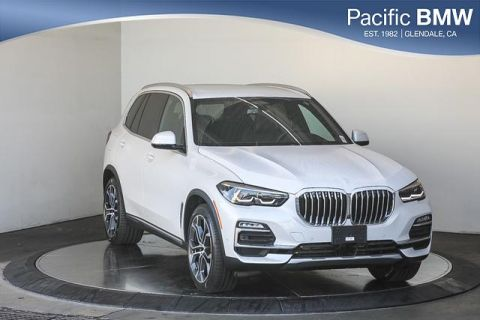 New 2021 Bmw X5 Xdrive45e Plug In Hybrid Sport Utility In Glendale 216702 Pacific Bmw