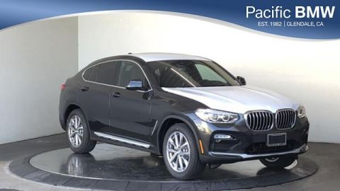 New 2019 BMW X4 xDrive30i Sports Activity Coupe
