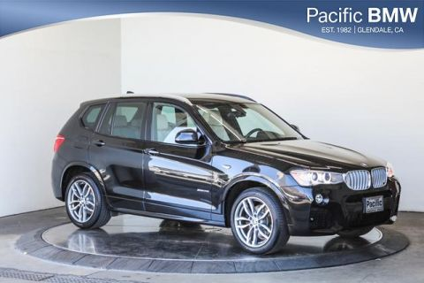 Certified Pre-Owned 2017 BMW X3 sDrive28i Sports Activity Vehicle