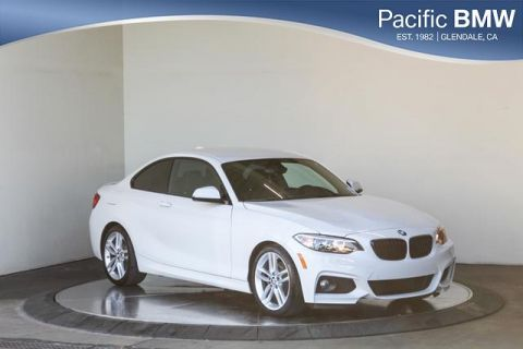 Certified Pre-Owned 2017 BMW 2 Series 230i Coupe