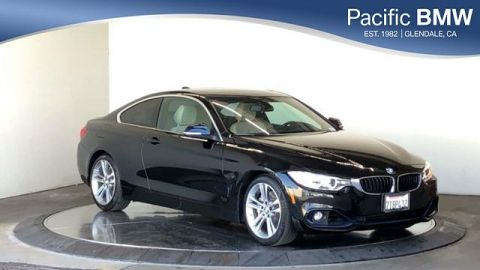 Certified Pre-Owned 2016 BMW 4 Series 2dr Cpe 435i RWD