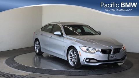Certified Pre-Owned 2016 BMW 4 Series 4dr Sdn 428i RWD Gran Coupe SULEV