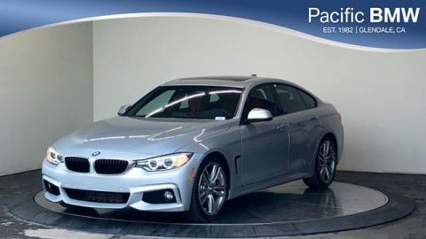 Certified Pre-Owned 2016 BMW 4 Series 4dr Sdn 435i RWD Gran Coupe